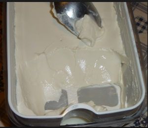 Pot de fromage blanc maison