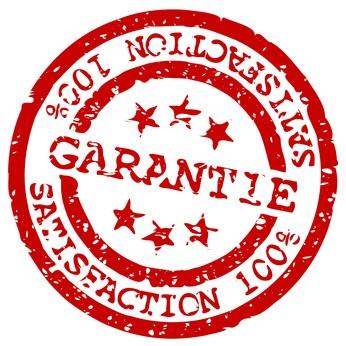 garantie satisfait ou remboursé