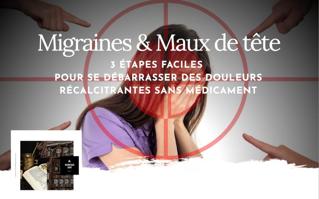 Naturo'Club Santé Formation Migraines & Maux de tête
