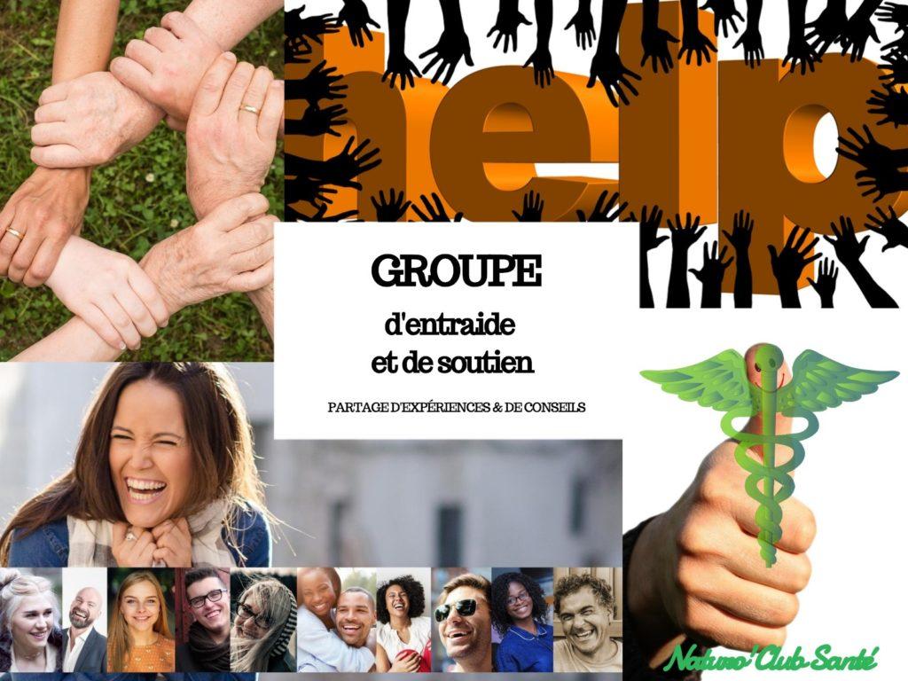 Naturo'Club Santé, groupe d'entraide et de soutien
