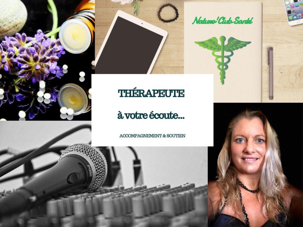 Naturo'Club Santé, thérapeute à votre écoute