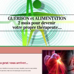 Formation Guérison et Alimentation : 2 mois pour devenir votre propre thérapeute