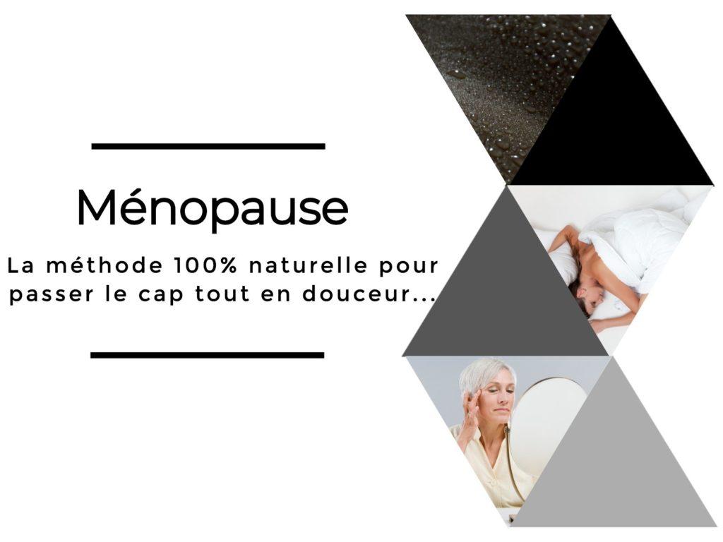 Naturo'Club Santé Formation Ménopause : la méthode 100% naturelle pour passer ce cap tout en douceur