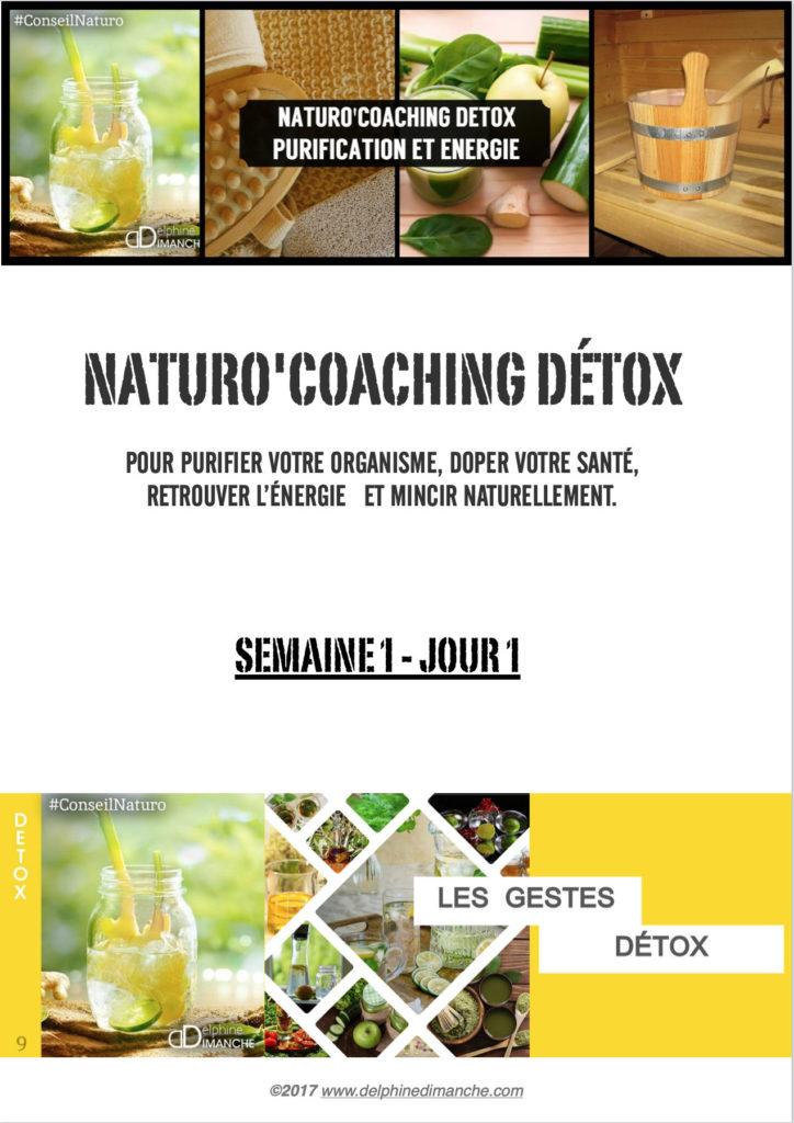 Naturo'Coaching Detox